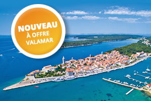 Maisons mobiles – Camping Adriatic by Valamar