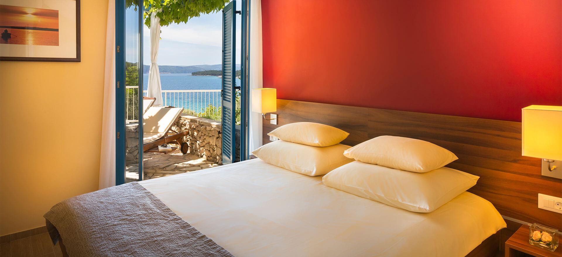 Valamar Koralj Hotel Hotel On The Island Of Krk