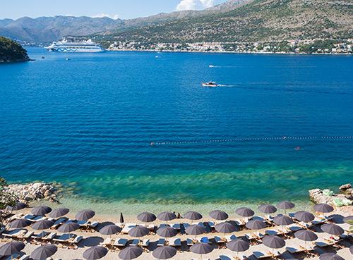 Cava Beach - Dubrovnik