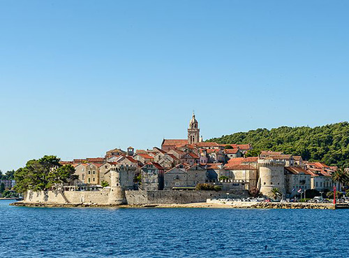 The Island of Korčula
