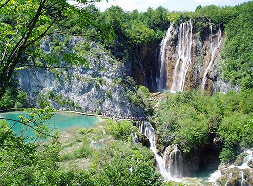 Narodni park Plitviška jezera