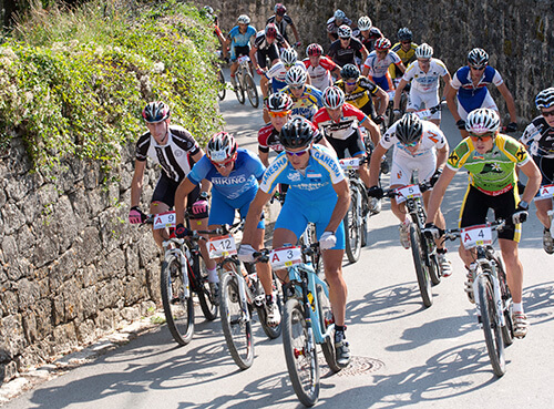 The 15th stage of the 87th giro d` Italia