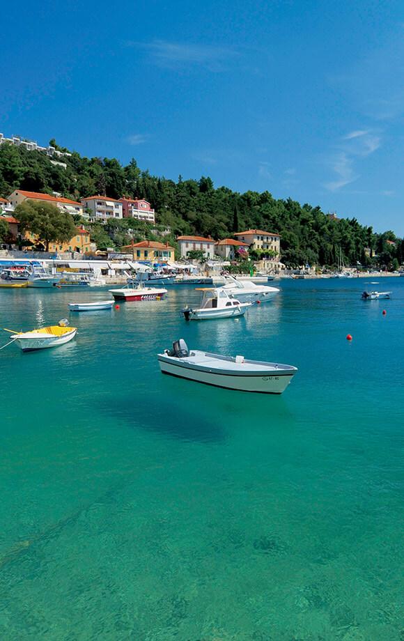 Istrien Karte Rabac.Urlaub In Rabac Kroatien Valamar