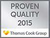 Thomas Cook; Proven Quality 2015