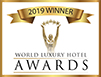 World Luxury Hotel Awards 2019