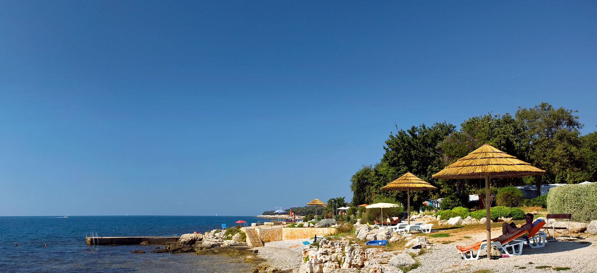 Naturist Resort Solaris Poreč, Croatia, Istria