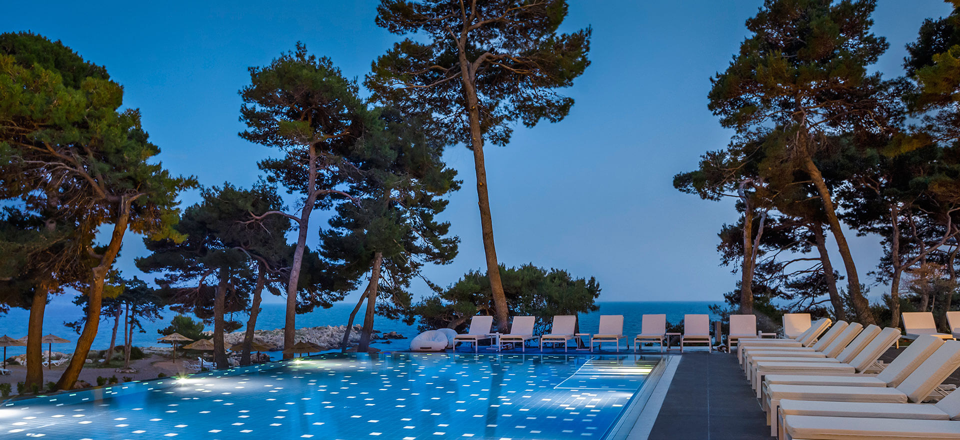 Tui Blue Carolina Resort By Valamar Island Of Rab Croatia