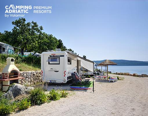 mobilheime direkt am meer kroatien camping in kroatien. Black Bedroom Furniture Sets. Home Design Ideas
