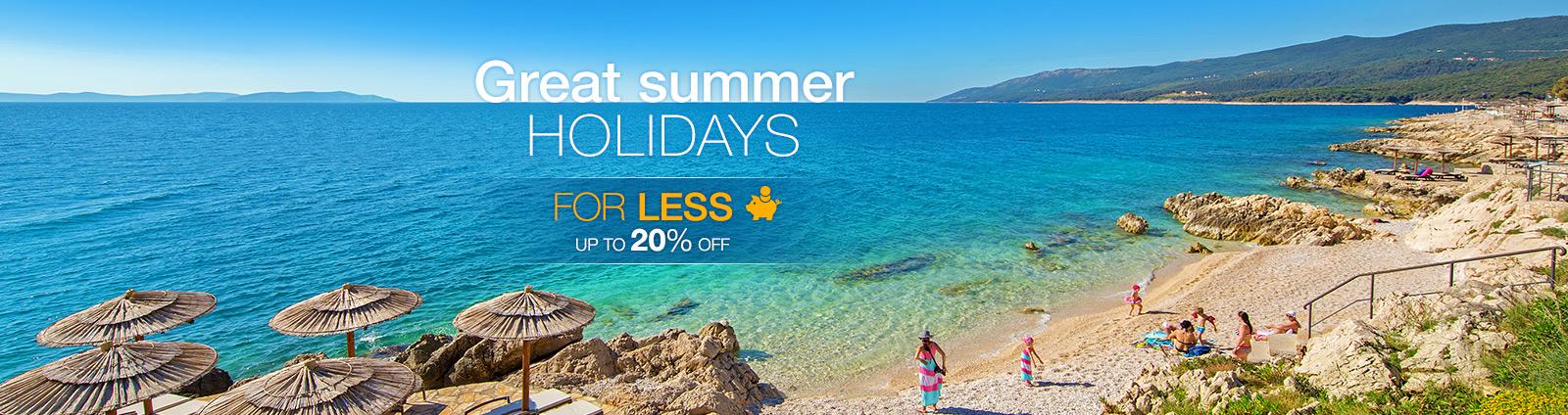 Great Adriatic Experience @ Low Price -  Valamar Hotels & Resorts, Croatia