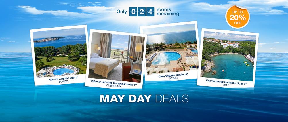 Holidays in May with Valamar - Valamar Hotels & Resorts, Croatia