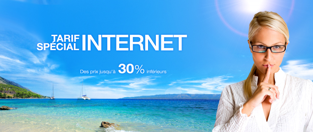 Tarif internet special - Valamar Hôtels & Resorts, Croatie