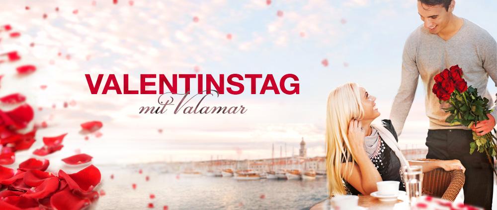 Valentinstag mit Valamar