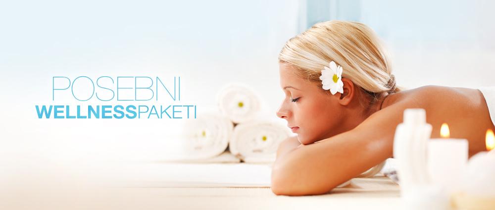 Posebni wellness paketi 2014– Valamar Hoteli & apartmaji, Hrvaška