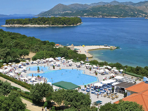 Valamar Club Dubrovnik Hotel 3*