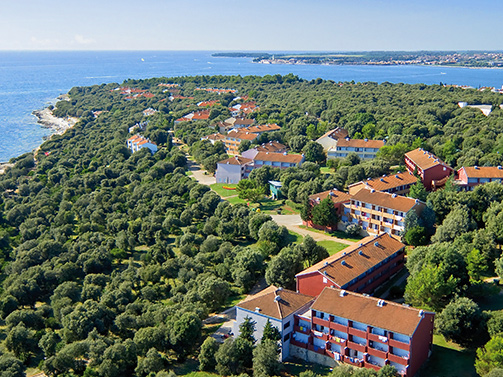 Lanterna Apartments | Valamar Hotels & Resorts