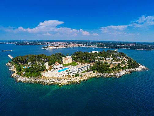 Valamar Collection Isabella Island Resort 4*/5*