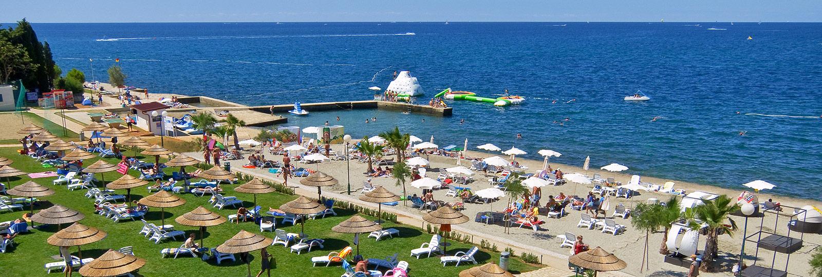 Slovenia Beach Property
