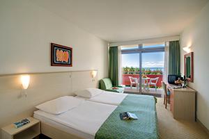 Valamar rubin hotel parenzo croazia hotel romantico in for Camere a porec