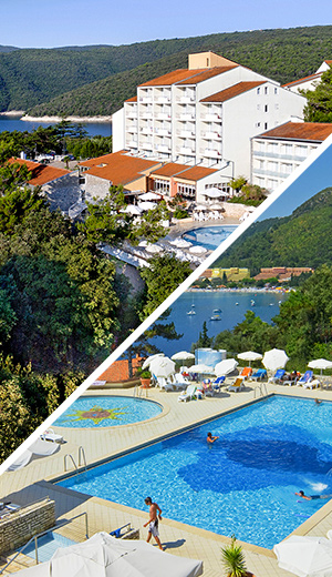 Rabac Located Straight At The Seaside Provides You Best Standard Valamar Hotels As